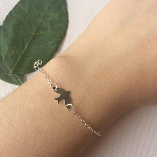 bracelet hirondelle