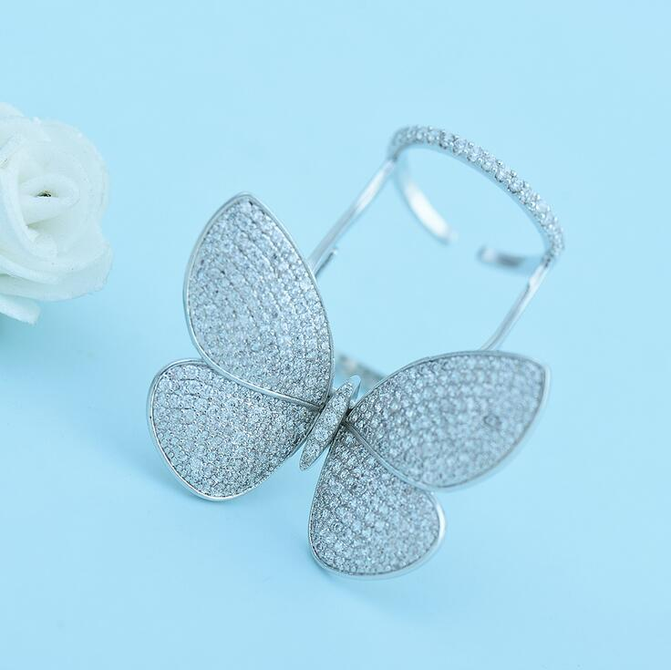 bague butterfly